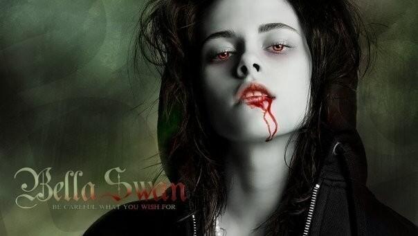 Как стать вампиром в домашних условиях?